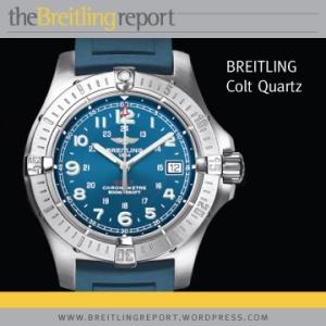 Breitling Colt Quartz