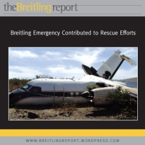 Breitling Emergency Contributed to Rescue Efforts
