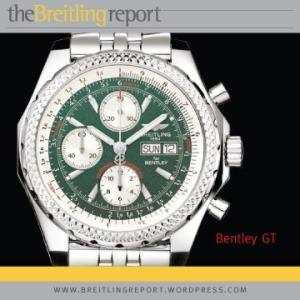 Breitling for Bentley GT