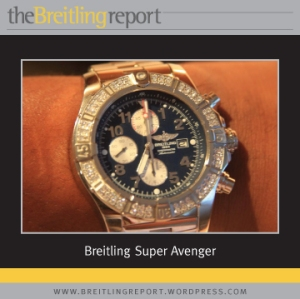 Breitling Super Avenger, Peacocking