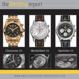 Chronomat 01, Montbrillant 1, Navitimer 01