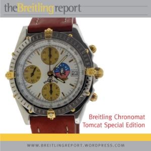 Chronomat Tomcat Special Edition